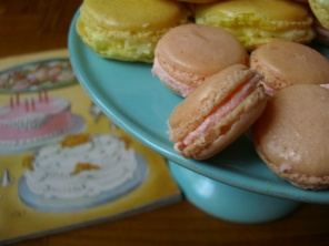 Classic Vintage Macarons