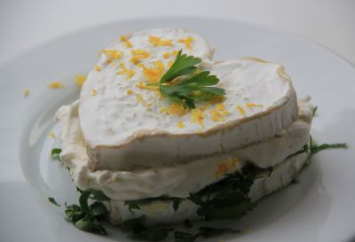Lemon and Herb cheese