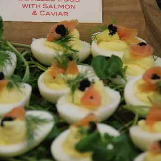 Deviled Eggs, always a favorite