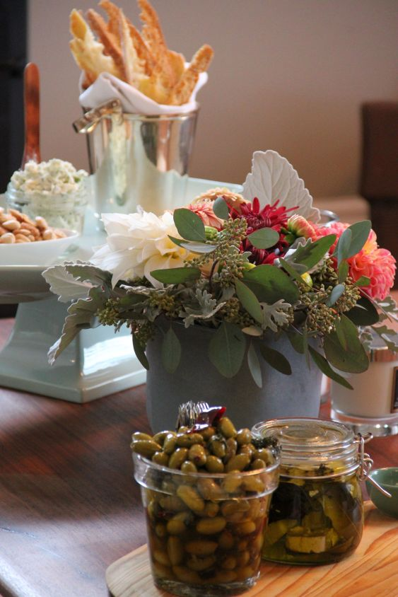 Canapes and Appetisers