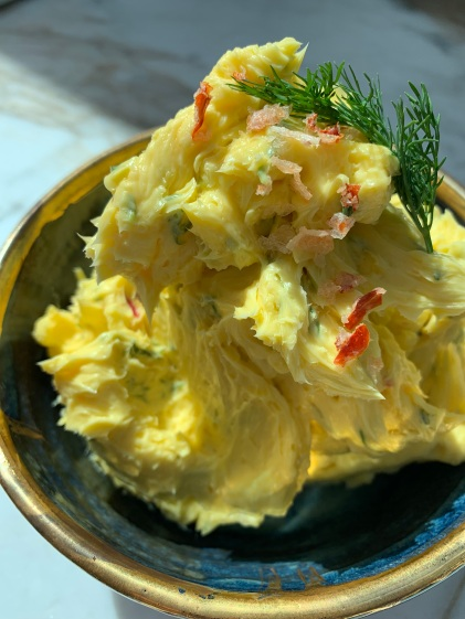 Whipped Herb Butter