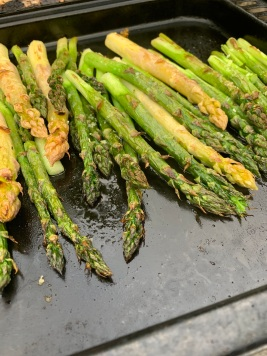 Early Summer English Asparagus